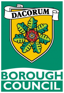 Dacorum Borough Council logo - hi res